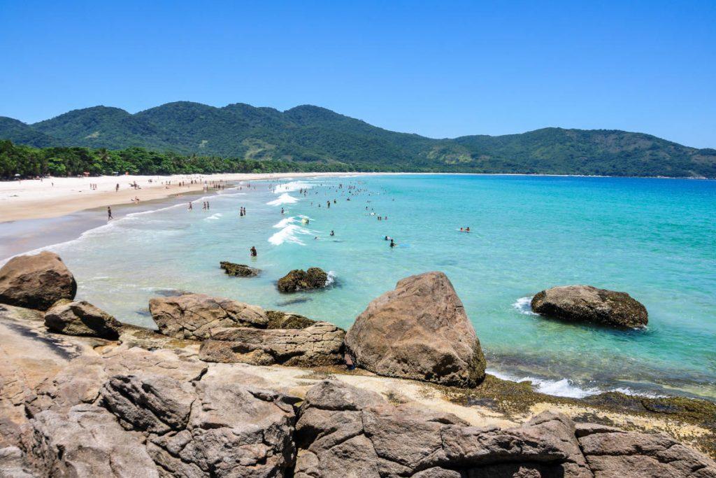 Como chegar à Praia de Lopes Mendes