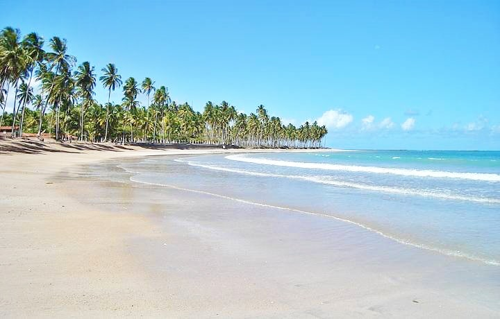 Como chegar à Praia de São Miguel dos Milagres