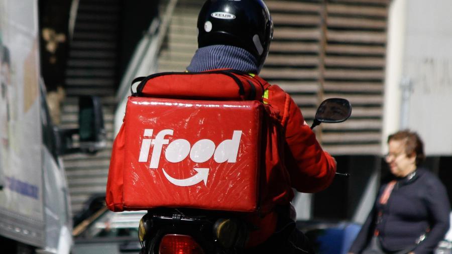 Seja entregador iFood