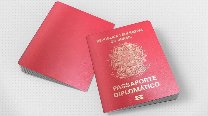 passaporte diplomático