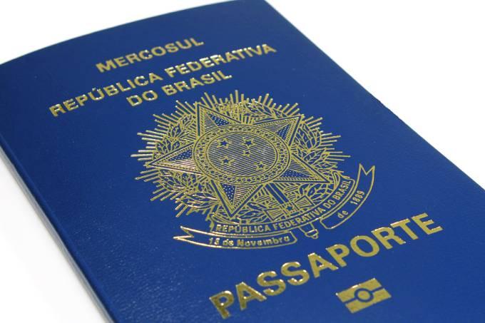 passaporte oficial