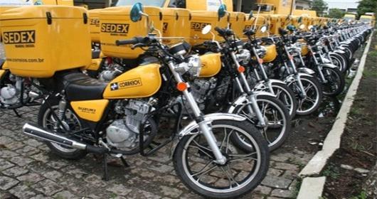 correios moto